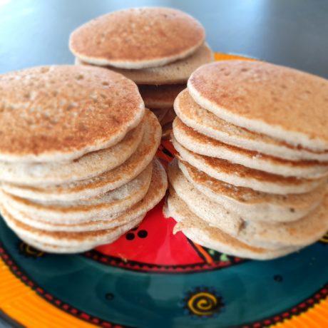 Buchweizenpancakes