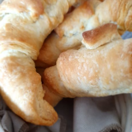 Croissants vegan