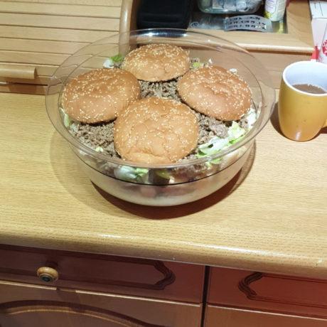 BigMac Salat