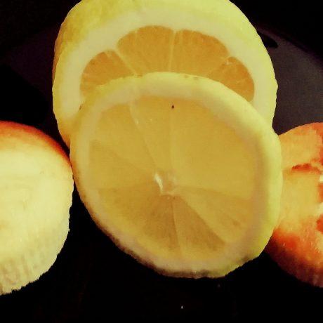 Saftige Zitronen Muffins