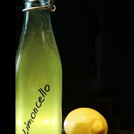Low Crab – Gesunder Limoncello Likör aus Bio Zitronen und weißen Rum
