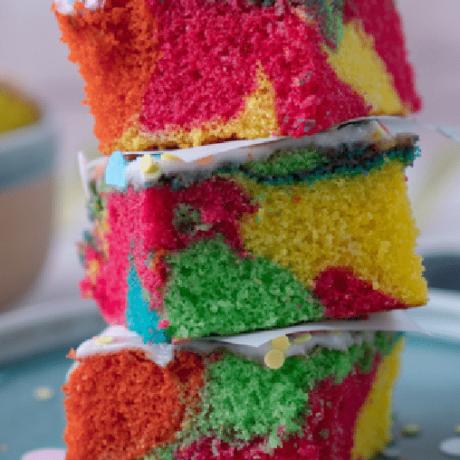 Fluffiger Papageien – Hanf – Vanille – Kuchen