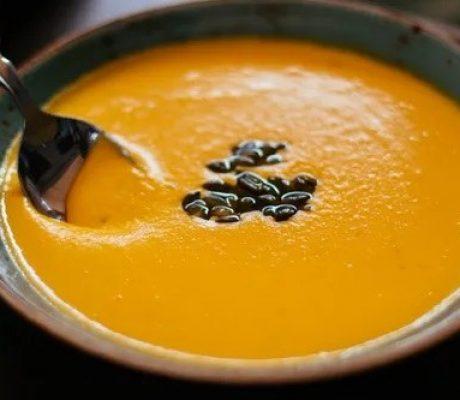 Kürbis Creme Suppe