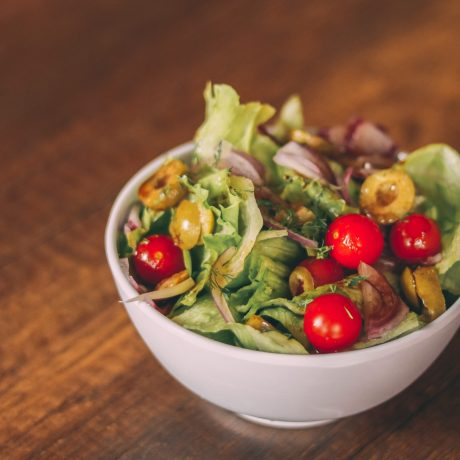 Geschmischter Salat