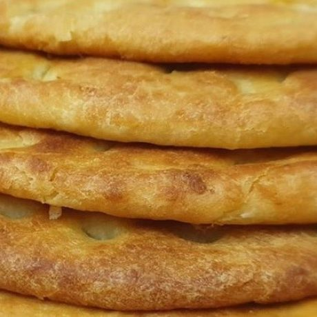 Orientalisches Sheermal – Butter – Zucker – Brot