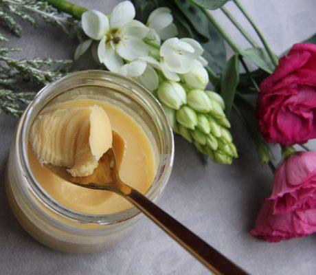 Geklärte Butter (Ghee) selber herstellen