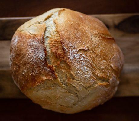 Das drei Zutaten Brot