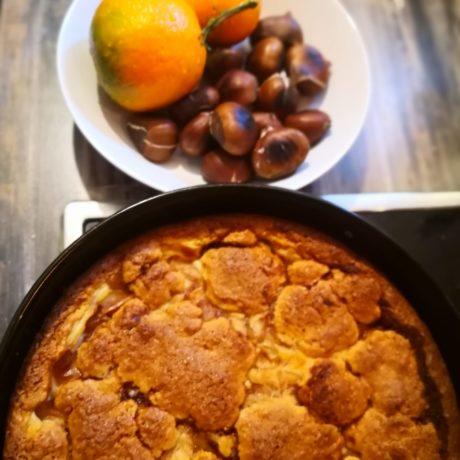 Leckeren Apfelkuchen