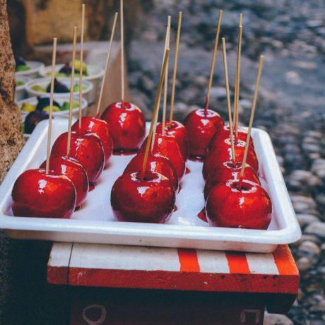 Süßer Liebesapfel
