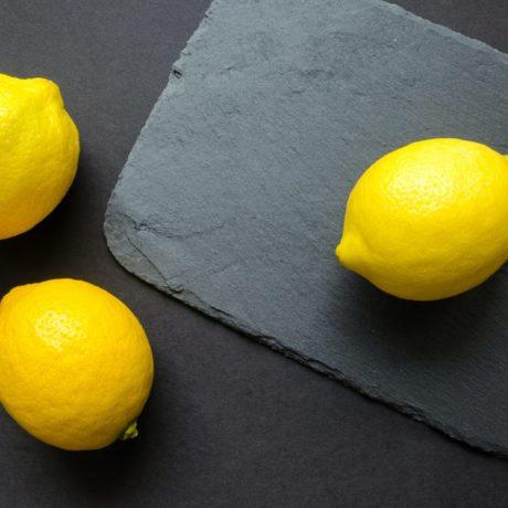 Saftiger Aalborger Zitronenkuchen nach einem alten dänischen Rezept