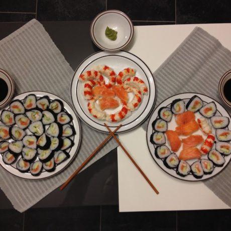 Sushi selber machen – Maki oder Nigiri