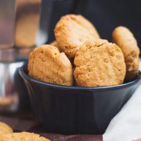 Puddingplätzchen – Knusprig, luftig und mit wunderbarem Vanillegeschmack
