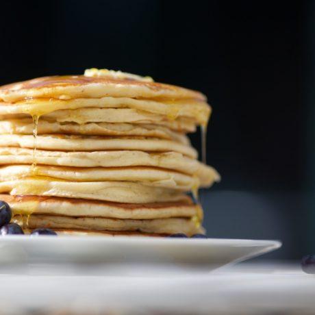 Pancakes nach amerikanischer Art
