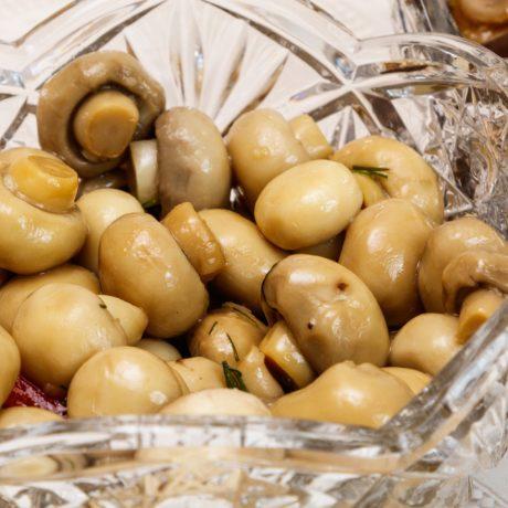 Marinierte Pilze