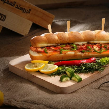 Subway Cheese & Oregano Brot nachgemacht