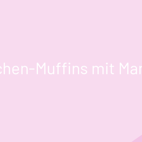 Käsekuchen-Muffins mit Mandarinen
