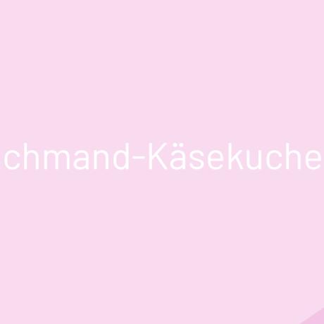 Schmand-Käsekuchen