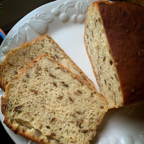 Saftiges Dinkel – Emmer Brot