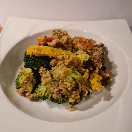 Gemüse Couscous
