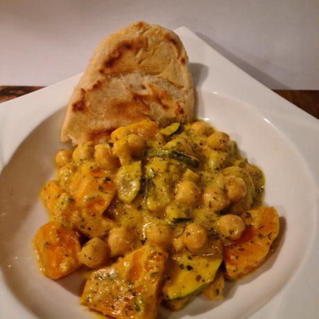 Naan Brot – Schnell & Vegan