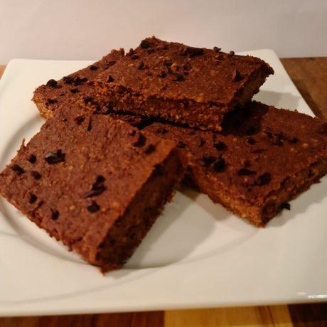 Süßkartoffel-Brownies – Vegan und Zuckerfrei