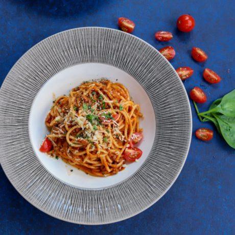 Spaghetti Bolognese ala Tanni