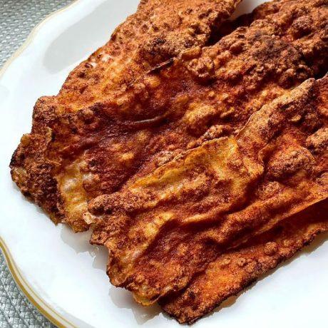 Leckerer Bacon – Vegan