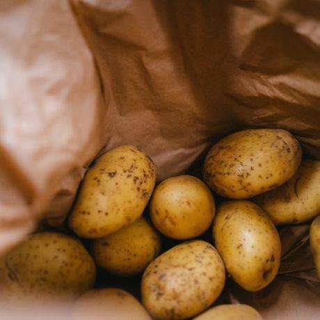 Kartoffel-Tortilla mit Schinken