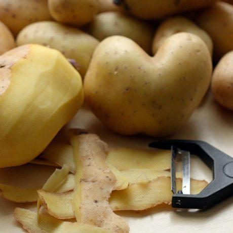 Ofenlachs mit Zitrus-Kartoffeln