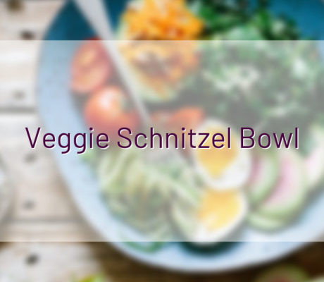 Veggie Schnitzel Bowl